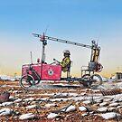 Grassy, Lightning Ridge Rural Fire Brigade by John  Murray