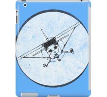 Cessna 172 Skyhawk (front) - 30° bank iPad Case/Skin