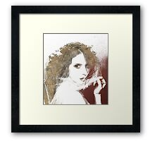Everything was beautiful, and nothing hurt. Framed Print