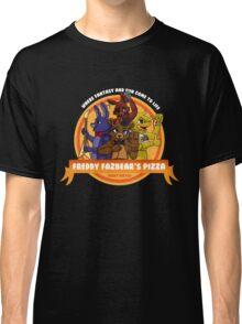 Freddy Fazbear's Pizza Logo Classic T-Shirt