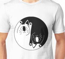 yin nyang Unisex T-Shirt