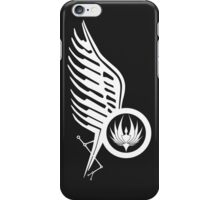 Starbucks Tattoo BSG 2 iPhone Case/Skin