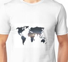 Galatic Map Unisex T-Shirt