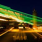 Green Neon by James Howe