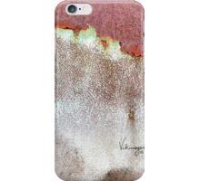 Oxidized J Model iPhone Case/Skin