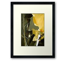 Fall In Framed Print