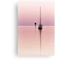 Rose-Coloured Dawn Canvas Print