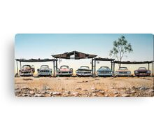 Holden Back The Years Canvas Print