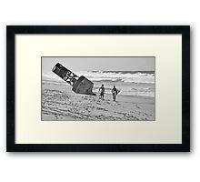Buoy Boys Framed Print
