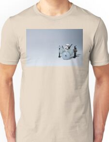 Drumming up a storm Unisex T-Shirt