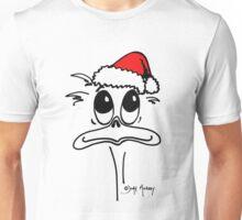 Xmas Emu Unisex T-Shirt