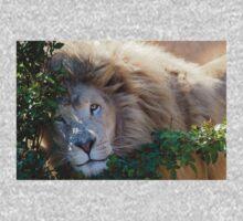 White Lion Kids Tee