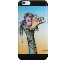 Happy Hippy iPhone Case/Skin