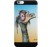 Happy Hippy iPhone Case/Skin