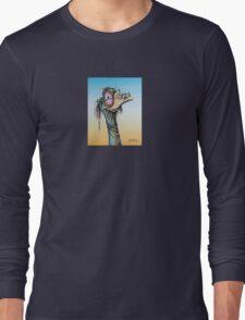 Happy Hippy Long Sleeve T-Shirt