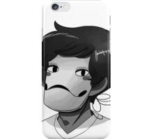 The Masked Salesman iPhone Case/Skin