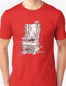 Evil Chair Shirt T-Shirt