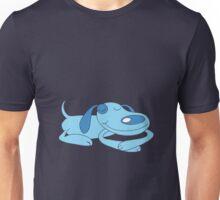 Blue Dog Unisex T-Shirt