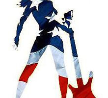 AMERICAN WOMAN by EMana-Lier-