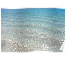 Turquoise Bay, Western Australia Poster