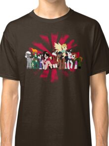 Big Damn Ponies Classic T-Shirt