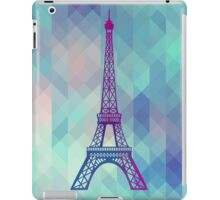 Eiffel Tower Paris iPad Case/Skin