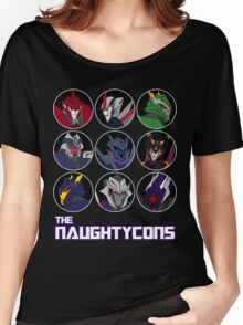 The Naughtycons Women's Relaxed Fit T-Shirt