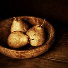 Pears by Sharon Hammond