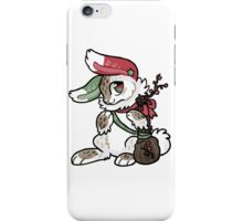 Cute Rabbit! iPhone Case/Skin