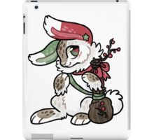 Cute Rabbit! iPad Case/Skin