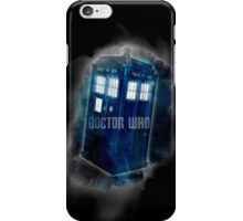 Doctor Who - DARK COLORS - iPhone Case/Skin