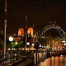 Sudmey Harbour Bridge by GabrielK