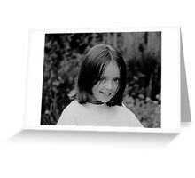 Clare Greeting Card