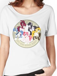Pony Magi Madoka Magica Women's Relaxed Fit T-Shirt