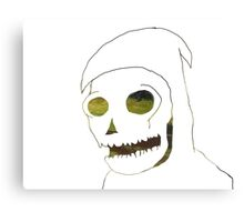 Grime Reaper Canvas Print