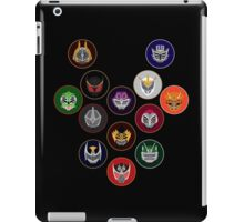 Thirteen Riders iPad Case/Skin