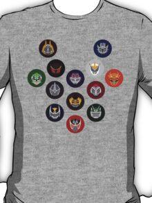Thirteen Riders T-Shirt