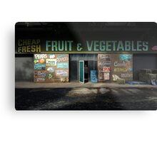 fruit and vegetables, country Australia Metal Print