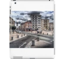 Toulouse, France iPad Case/Skin
