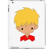 Arthur Pendragon Chibi iPad Case/Skin