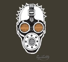 Gasmask by liquidentity