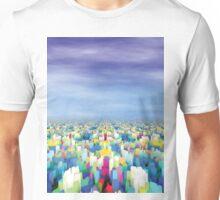 Colorful Horizon Unisex T-Shirt