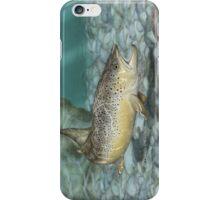 River Brown iPhone Case/Skin
