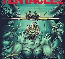 Tentacles by Gilles Bone