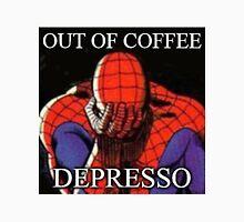 Depressed Spiderman T-Shirt
