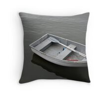 Dingy - Amelia Island Throw Pillow