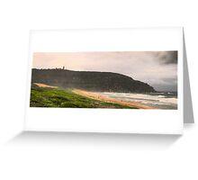 Solitary - - Palm Beach - Sydney Beaches - The HDR Series - Sydney,Australia Greeting Card