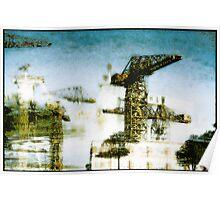 Titanic Shipyard Belfast Poster