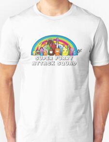 SUPER FURRY ATTACK SQUAD T-Shirt
