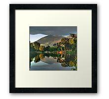 A River Runs Through it......... Framed Print
